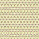 Abstract Geometrisch Gekrabbel Inheems Etnisch Argyle Chain Seamless Pattern Stock Foto