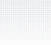 Abstract geometrisch grijs gradiënt vierkant halftone patroon Royalty-vrije Stock Afbeelding