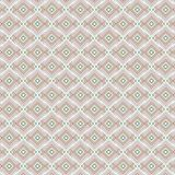 Abstract Geometrisch Kleurrijk Inheems Etnisch Diamond Seamless Pattern Background Royalty-vrije Illustratie