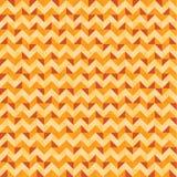 Abstract geometrisch naadloos patroon Stock Afbeeldingen