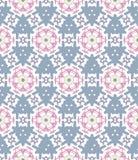 Abstract geometrisch naadloos patroon Stock Foto's