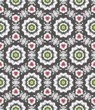 Abstract geometrisch naadloos patroon Royalty-vrije Stock Foto's