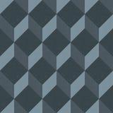 Abstract geometrisch naadloos patroon als achtergrond. Stock Afbeeldingen