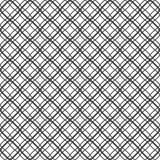 Abstract geometrisch naadloos patroon als achtergrond Vector illustrat Royalty-vrije Stock Afbeeldingen