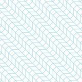 Abstract geometrisch net Het blauwe minimale grafische patroon van de ontwerpdruk vector illustratie