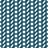 Abstract geometrisch net Het blauwe minimale grafische patroon van de ontwerpdruk royalty-vrije illustratie