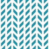 Abstract geometrisch net Het blauwe minimale grafische patroon van de ontwerpdruk Royalty-vrije Stock Afbeelding