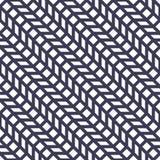 Abstract geometrisch net Het purpere minimale grafische patroon van de ontwerpdruk Royalty-vrije Stock Foto