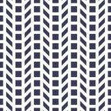 Abstract geometrisch net Het purpere minimale grafische patroon van de ontwerpdruk Stock Foto