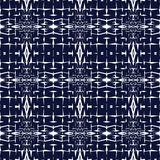 Abstract geometrisch ornament Royalty-vrije Stock Afbeelding