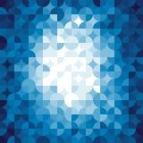 Abstract geometrisch patroon. stock illustratie
