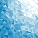 Abstract geometrisch patroon. Royalty-vrije Stock Foto