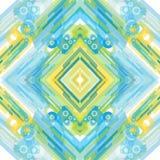 Abstract Geometrisch patroon Royalty-vrije Stock Afbeelding