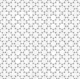 Abstract Geometrisch patroon Stock Afbeelding