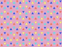 Abstract Geometrisch patroon Royalty-vrije Stock Foto