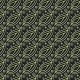 Abstract Geometrisch patroon Bloemen oosterse etnische achtergrond Arabisch ornament royalty-vrije illustratie