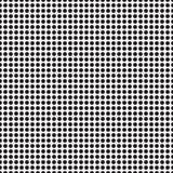 Abstract Geometrisch patroon Een naadloze achtergrond Zwart-witte textuur Stock Afbeelding