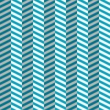 Abstract geometrisch patroon met afwisselende zigzag schuine lijnen Stock Afbeeldingen