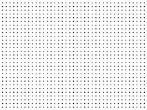 Abstract geometrisch patroon met kleine vierkanten Zwart-witte kleuren vectorillustratie Stock Foto's