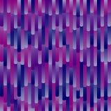 Abstract geometrisch patroon met kleurrijke strepen royalty-vrije illustratie