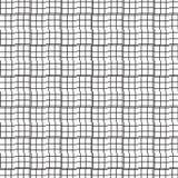 Abstract Geometrisch Patroon van Zwarte van het Net Grafische Ontwerp Vectorillustratie Als achtergrond Royalty-vrije Stock Fotografie