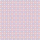 Abstract Geometrisch Retro Uitstekend Voorwerp Art Pattern Texture royalty-vrije illustratie