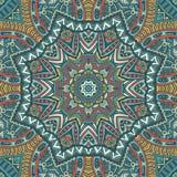 Abstract geometrisch sier naadloos patroon Stock Foto's