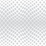 abstract geometrisch trippy subtiel patroon als achtergrond vector illustratie