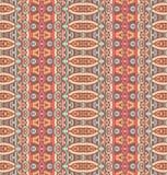 Abstract geometrisch uitstekend naadloos patroon Royalty-vrije Stock Afbeelding