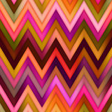 Abstract Geometrisch van de Kleurengradiënt Naadloos Patroon Als achtergrond Royalty-vrije Stock Foto