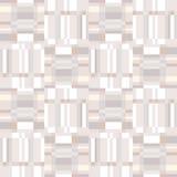 Abstract geometrisch vorm naadloos patroon Ruchetextuur Stock Afbeeldingen