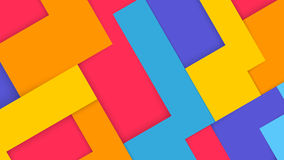 Abstract Geometry Background Stock Photo