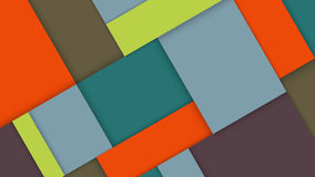 Abstract Geometry Background Stock Photography