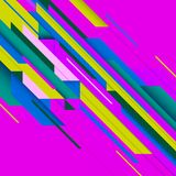 Abstract geometry background for web page or landing page vector illustration