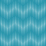 Abstract geometry blue deco art halftone chevron pattern Stock Photos