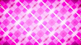 Abstract Geometry pink wallpaper. Royalty Free Stock Images