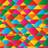Abstract Geometry Shape Colorful Background Royalty Free Stock Images