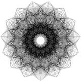 Abstract geometry vector Royalty Free Stock Image