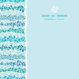 Abstract gescheurd de textuurvierkant van ijschrystals Royalty-vrije Stock Afbeelding
