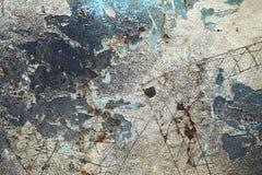 Abstract geweven achtergrond-gekrast metaal dicht omhoog Stock Foto's
