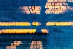 Abstract gezoemeffect Royalty-vrije Stock Afbeelding