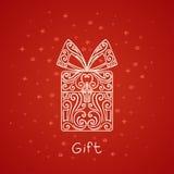 Abstract Gift Stock Photos