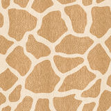 Abstract giraffe pattern - seamless background - wood texture Royalty Free Stock Photo