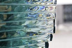 Abstract glass background Royalty Free Stock Photo