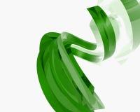 Abstract Glass Objects042. Abstract Glass Objects on white042 vector illustration
