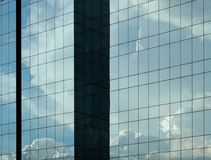 Abstract Glass Office Building Royalty Free Stock Images