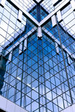 Abstract glass side. Of business building Stock Photo