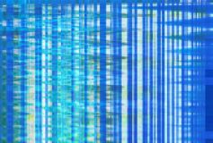 Abstract glitch artifact turquoise technology,  texture. Abstract glitch artifact turquoise technology vhs background,  texture royalty free illustration