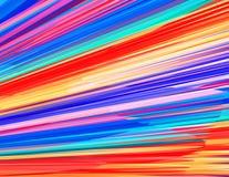 Abstract glitch patroon Grafische vector Stock Afbeeldingen