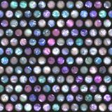 Abstract glitter dot pattern seamless background. Royalty Free Stock Photography